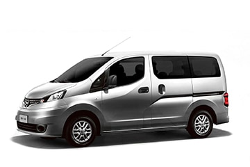 Nissan NV 200 7 plazas