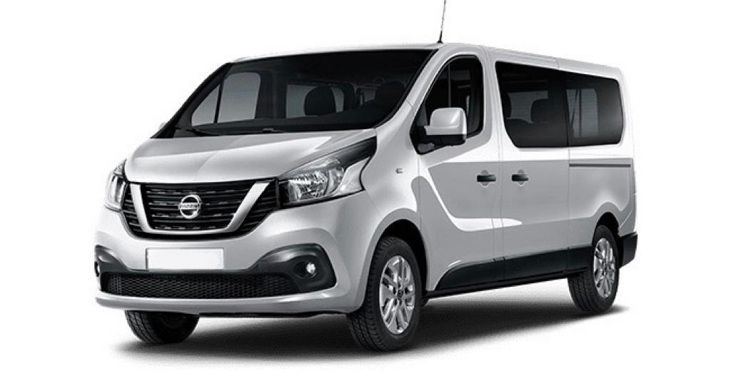 Nissan NV 300 9 plazas