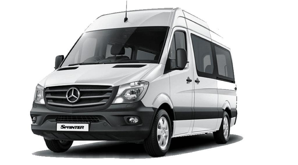 Mercedes Sprinter 211 9 plazas