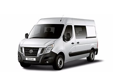 Nissan NV 400 9 plazas