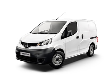 Nissan NV 200 2 Plazas