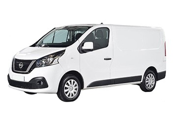 Nissan NV 300 Larga 3 plazas