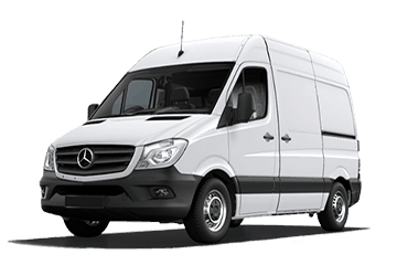 Mercedes Sprinter 210 CDI 3 plazas